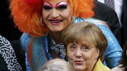 Ολίβια Τζόουνς: Μια Drag Queen εξέλεξε τον πρόεδρο της Γερμανίας!