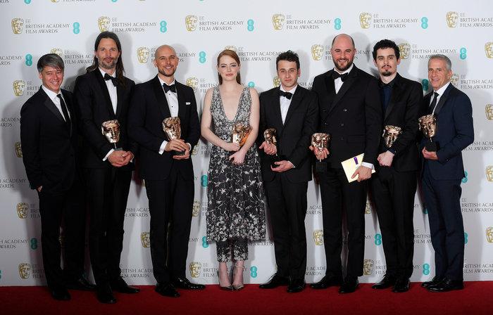 Σαρώνει το La La Land: Πήρε και το BAFTA καλύτερης ταινίας - εικόνα 2
