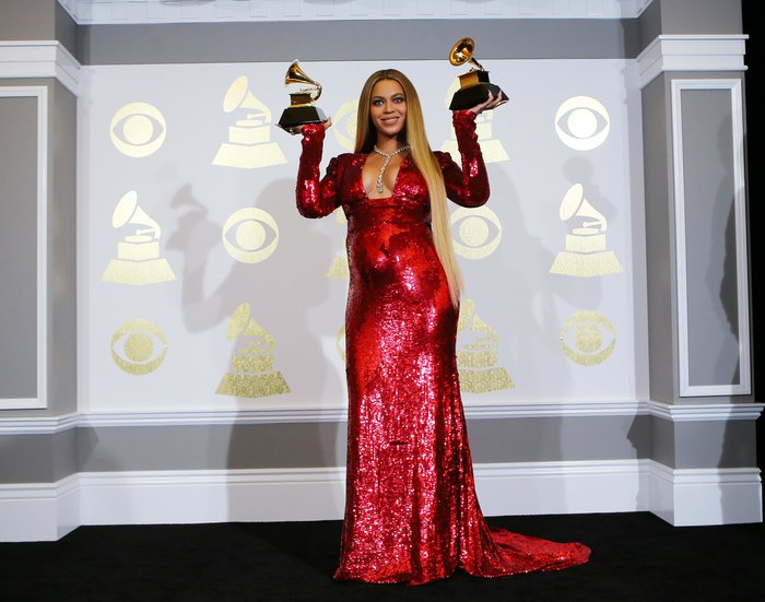 Tα πήρε όλα: Πέντε Grammy στην Αdele, δύο στην Μπιγιονσέ - εικόνα 3