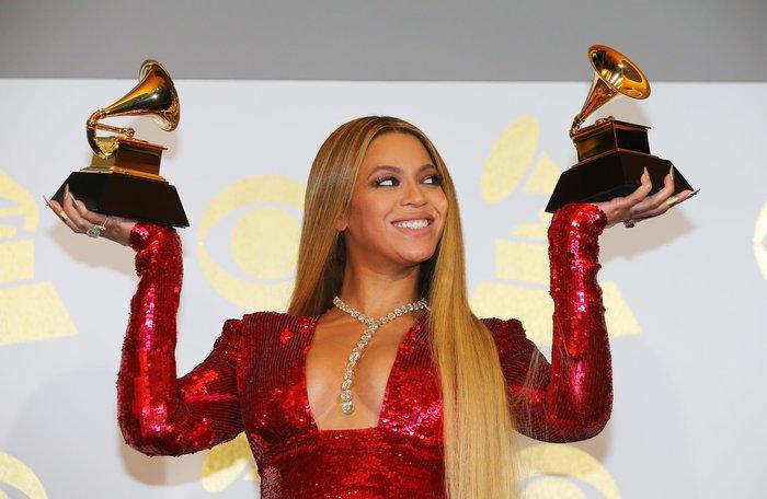 Tα πήρε όλα: Πέντε Grammy στην Αdele, δύο στην Μπιγιονσέ - εικόνα 4
