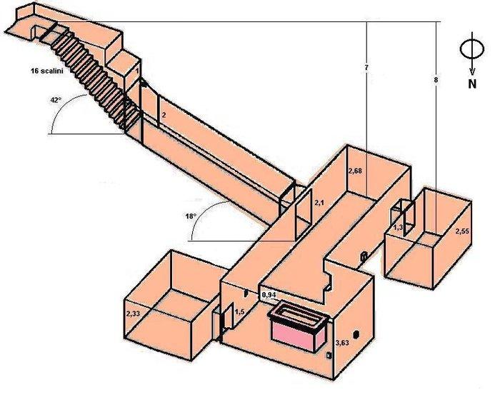 Σχέδιο του τάφου