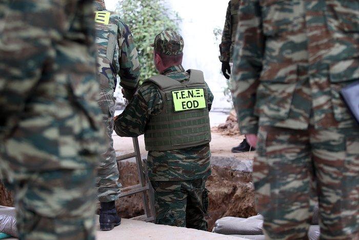 ΤΕΝΞ: Το τάγμα που «παίζει» με το θάνατο και η βόμβα στο Κορδελιό - εικόνα 2