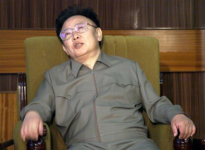 Κιμ Γιονγκ Ιλ