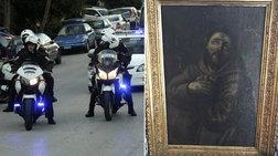 Θρίλερ: Πίνακα του Ελ Γκρέκο φέρεται να βρήκε η ΕΛΑΣ;