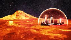 Το νέο project του σεΐχη του Ντουμπάι: Μια πόλη στον Άρη!