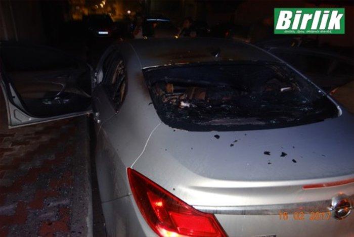 Κομοτηνή: Έκαψαν αυτοκίνητο δημοσιογράφου της μειονότητας