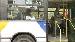 Νέα διπλή επίθεση σε λεωφορεία, έσπασαν ακυρωτικά μηχανήματα