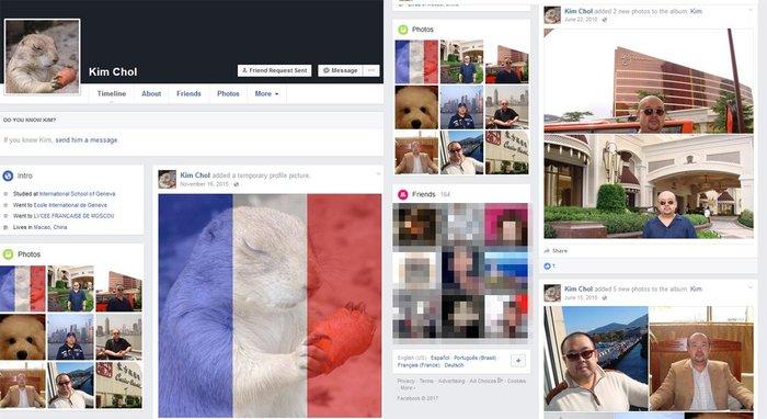 To Facebook του Κιμ Γιονγκ Ναμ ίσως αποκαλύψει το δολοφόνο του