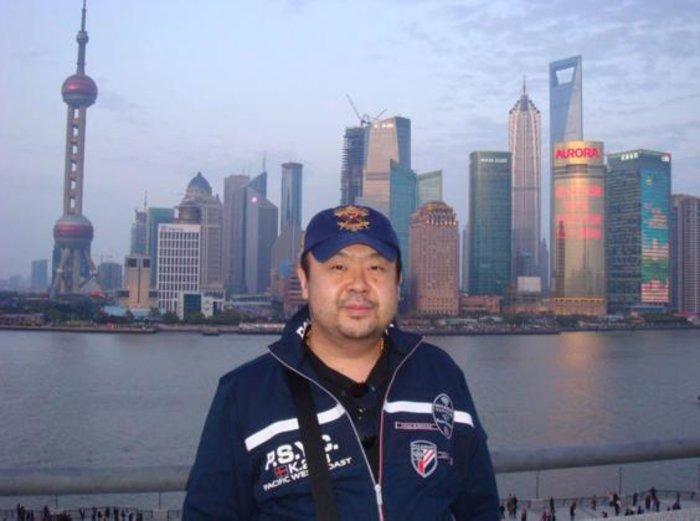 Στη Σανγκάη το 2000