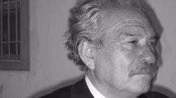 """""""Εφυγε"""" από τη ζωή κι ο διεθνούς φήμης εικαστικός Γιάννης Κουνέλης"""
