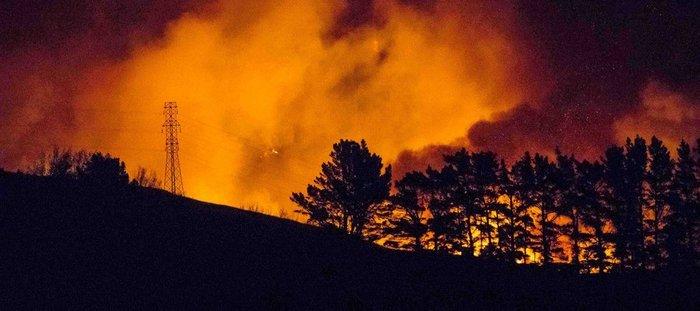 Κόλαση φωτιάς στη Νέα Ζηλανδία, εκκενώθηκαν οικισμοί - εικόνα 3