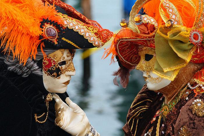 Το καρναβάλι της Βενετίας και η μοναδική ιστορία του [Εικόνες]