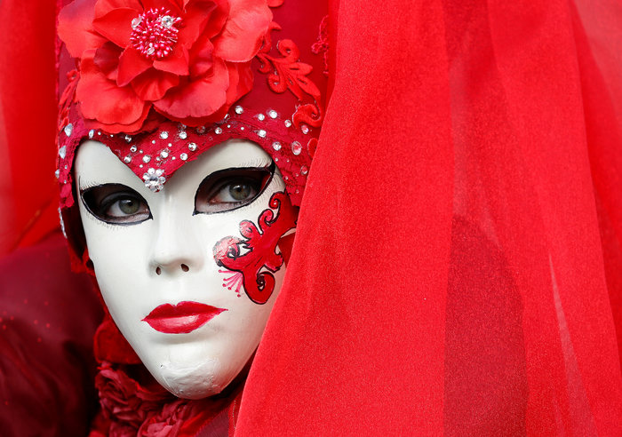 Το καρναβάλι της Βενετίας και η μοναδική ιστορία του [Εικόνες] - εικόνα 2