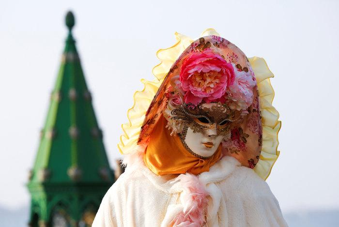 Το καρναβάλι της Βενετίας και η μοναδική ιστορία του [Εικόνες] - εικόνα 5