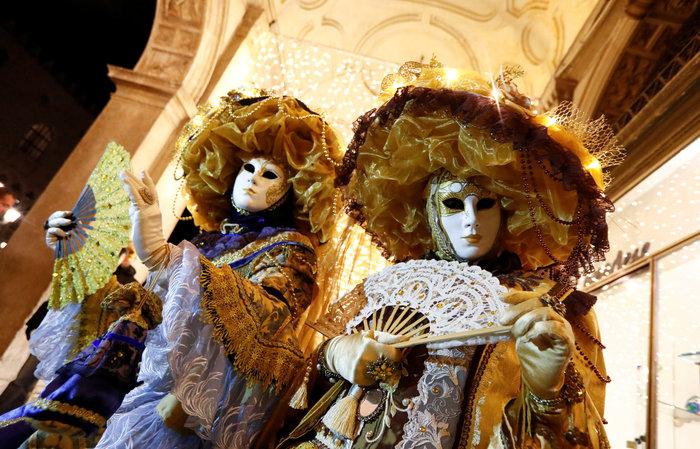 Το καρναβάλι της Βενετίας και η μοναδική ιστορία του [Εικόνες] - εικόνα 6