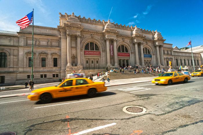 Μέσα στο Μητροπολιτικό, το πιο πλούσιο μουσείο του κόσμου