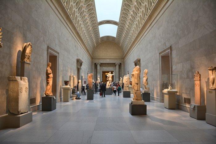 Μέσα στο Μητροπολιτικό, το πιο πλούσιο μουσείο του κόσμου - εικόνα 2