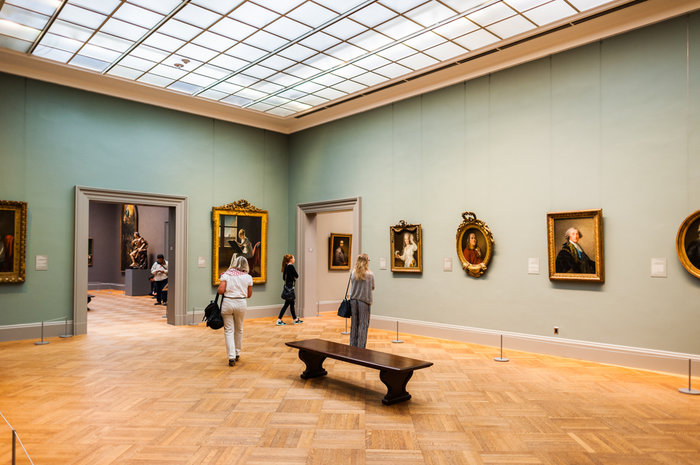 Μέσα στο Μητροπολιτικό, το πιο πλούσιο μουσείο του κόσμου - εικόνα 3