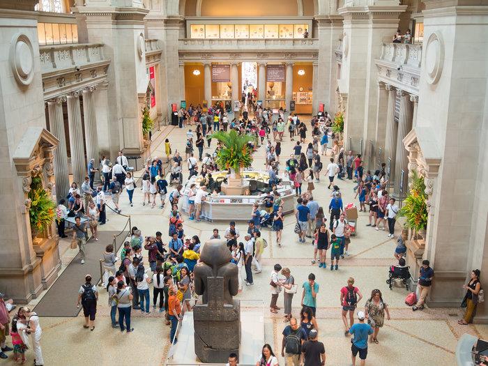 Μέσα στο Μητροπολιτικό, το πιο πλούσιο μουσείο του κόσμου - εικόνα 5