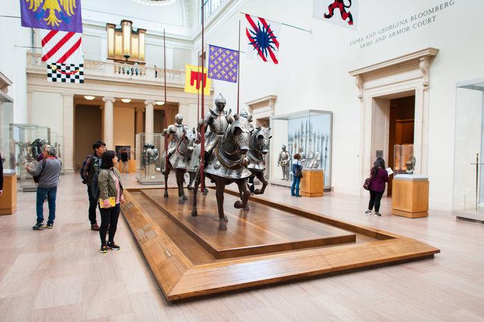 Μέσα στο Μητροπολιτικό, το πιο πλούσιο μουσείο του κόσμου - εικόνα 13