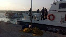 Διασώθηκαν 42 πρόσφυγες στη θάλασσα στο Καστελόριζο