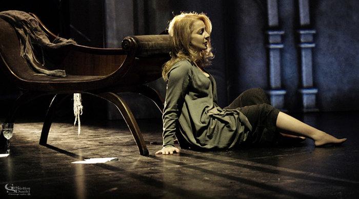 ..και Ιουλιέτα, φωτογραφία από την παράσταση