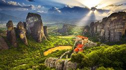 Το CNN αποθεώνει τα Μετέωρα: Τα θρυλικά μοναστήρια που αγγίζουν τον ουρανό