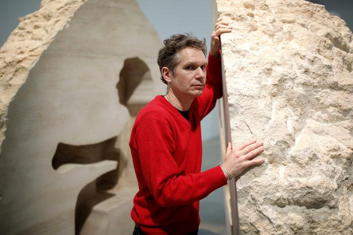 Τολμηρός γάλλος καλλιτέχνης θα κλειστεί για 8 μέρες στην καρδιά ενός βράχου - εικόνα 2