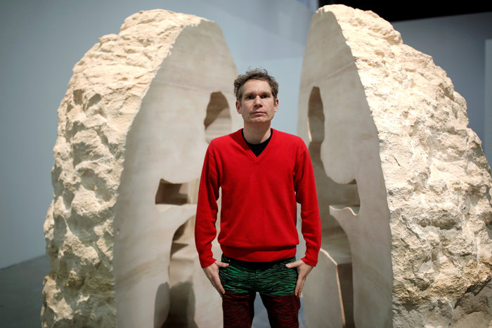Τολμηρός γάλλος καλλιτέχνης θα κλειστεί για 8 μέρες στην καρδιά ενός βράχου - εικόνα 3