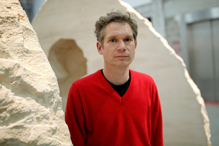 Τολμηρός γάλλος καλλιτέχνης θα κλειστεί για 8 μέρες στην καρδιά ενός βράχου - εικόνα 4