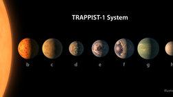 NASA: Ανακαλύφθηκαν εξωπλανήτες που θα μπορούσαν να φιλοξενούν εξωγήινη ζωή