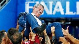 Φερνάντο Σάντος: «Είμαι Πορτογάλος, αλλά με ελληνική καρδιά»