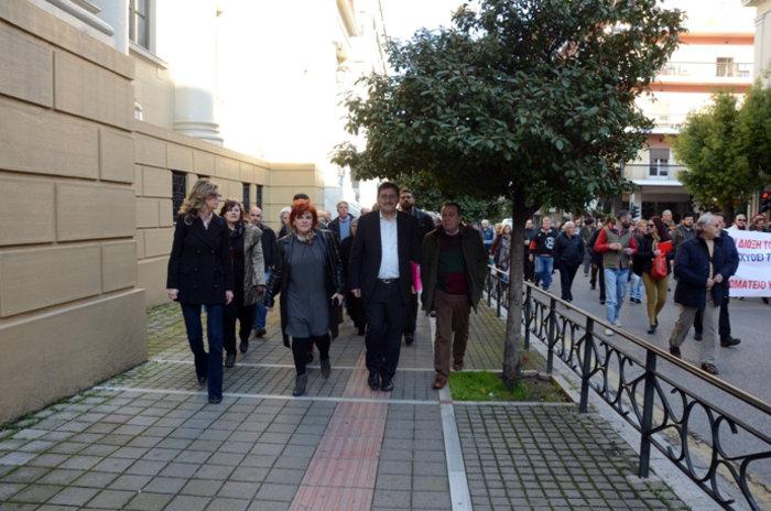 Συνεχίζεται η δίκη του δημάρχου Πάτρας Κώστα Πελετίδη