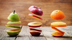Δέκα μερίδες φρούτα & λαχανικά για περισσότερα χρόνια ζωής