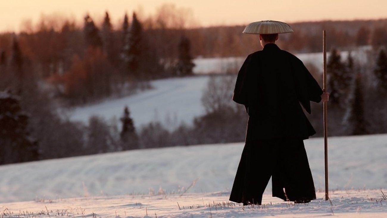 Τι σημαίνει να είσαι μοναχός Σαολίν - Η εκπαίδευση στο χιόνι  3d9d5624747