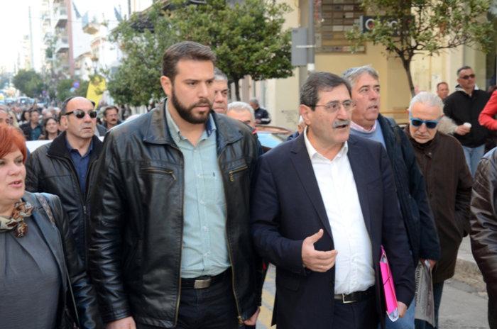 Αθώος ο δήμαρχος Πάτρας Κώστας Πελετίδης [ΕΙΚΟΝΕΣ]