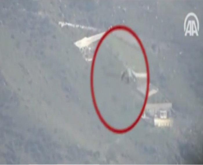 Βίντεο-ντοκουμέντο της πτήσης του τουρκικού ελικοπτέρου στα Ιμια