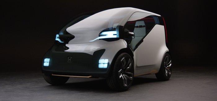 Το αυτοκινητιστικό μέλλον σύμφωνα με τη Honda στην Εκθεση της Γενεύης - εικόνα 3