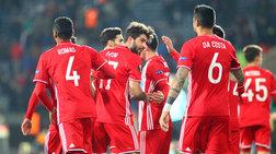 Πάλι με τουρκική ομάδα στους 16 της Europa League o Ολυμπιακός