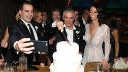 Παντρεύτηκε ο Γιάννης Τόγκος: Το νυφικό που σχεδίασε για τη δική του νύφη
