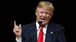 Ο Τραμπ απέκλεισε πέντε ΜΜΕ από την ενημέρωση των συντακτών