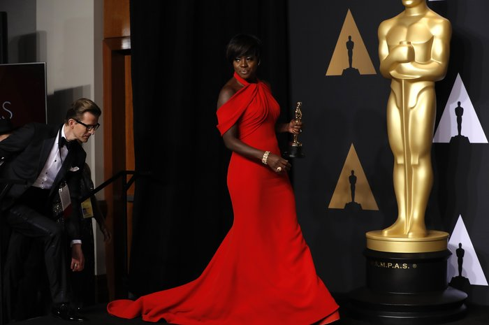 Βαϊόλα Ντέιβις: Η πρώτη μαύρη ηθοποιός που κατακτά Emmy, Tony και Oscar - εικόνα 8