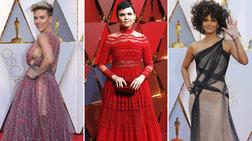 Καλοντυμένες vs κακοντυμένων: Τι φόρεσαν οι σταρ στο κόκκινο χαλί των Οσκαρ
