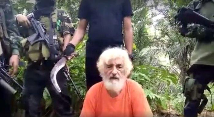 Φρίκη: Η Αμπου Σαγιάφ αποκεφάλισε τον γερμανό όμηρο