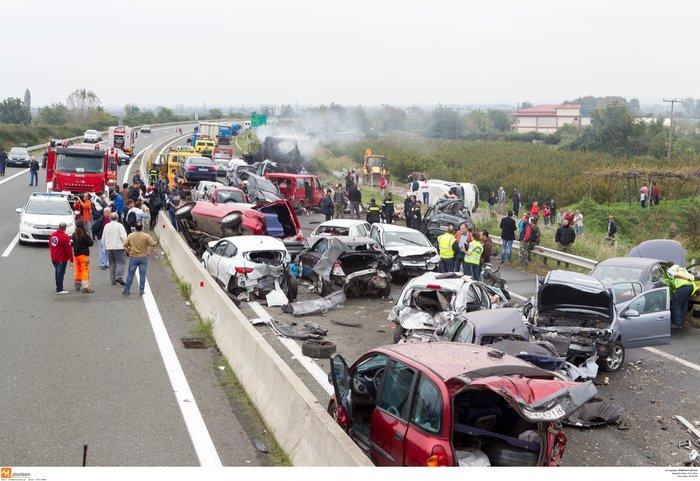 Τα δέκα μεγάλα τροχαία δυστυχήματα που συγκλόνισαν το Πανελλήνιο - εικόνα 4