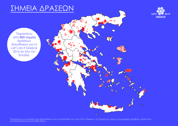 Let's do it Greece! Η παρέα των παιδιών που ενώνει όλη την Ελλάδα!