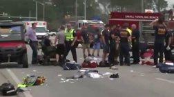 Αλαμπάμα: Φορτηγό παρέσυρε μαθητές σε παρέλαση για το Mardi Gras