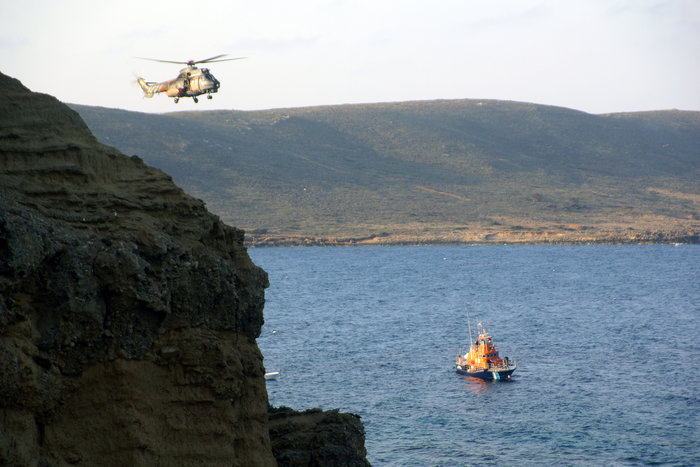 Νεκροί εντοπίστηκαν οι τρεις αγνοούμενοι ψαράδες στην Ρόδο
