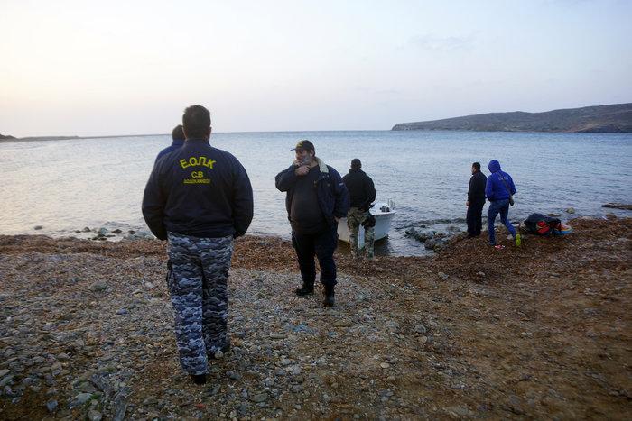 Νεκροί εντοπίστηκαν οι τρεις αγνοούμενοι ψαράδες στην Ρόδο - εικόνα 4