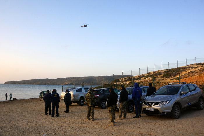 Νεκροί εντοπίστηκαν οι τρεις αγνοούμενοι ψαράδες στην Ρόδο - εικόνα 5